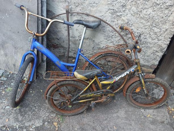 Велосипеды 3 шт
