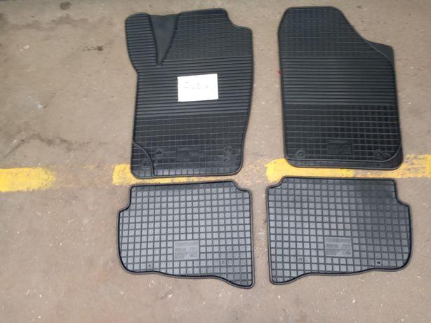 Коврики резиновые Skoda Octavia Tour A5 A7 Fabia Jetta Golf 4,5,6,7