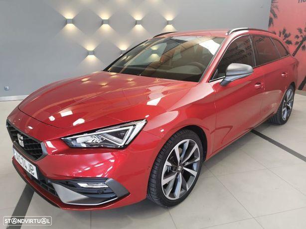SEAT Leon ST 1.5 eTSI FR DSG S/S
