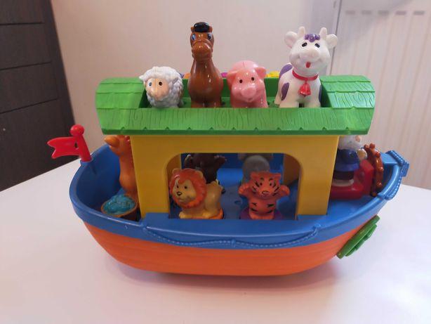 Edukacyjna, grająca zabawka -Arka Noego