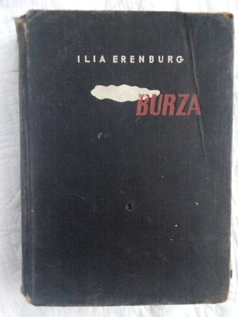 Burza tom II, Ilia Erenburg