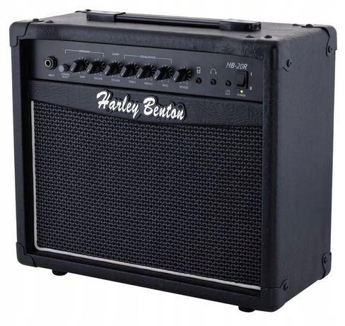 Wzmacniacz Gitarowy Harley Benton HB-20R 20W