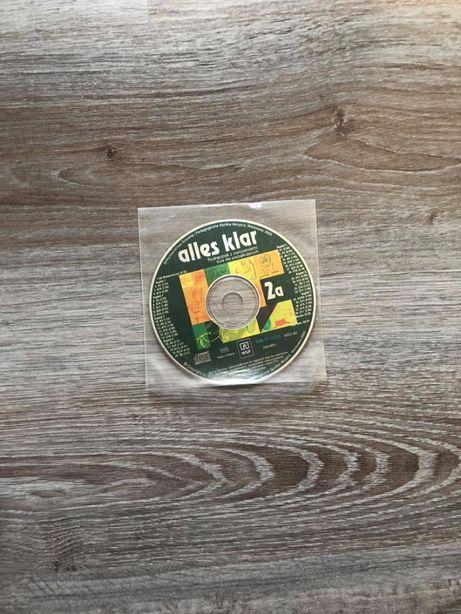 Alles klar - język niemiecki na CD.