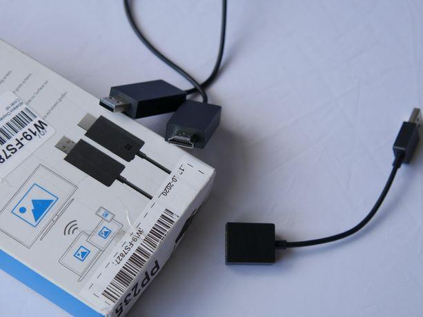 MS Wireless Display Adapter v2 ekran bezprzewodowy HDMI