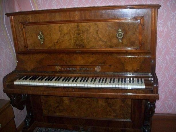 Sprzedam zabytkowe pianino