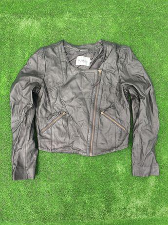 Куртка коженая Soaked