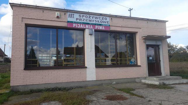 Lokal handlowo - usługowy