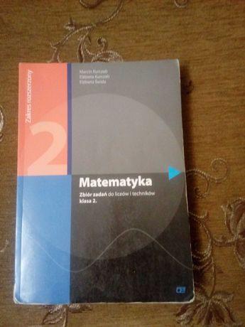 Podręcznik  zbiór zadań do matematyki