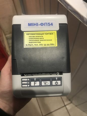 МІНІ-ФП54 фіскальний реєстратор