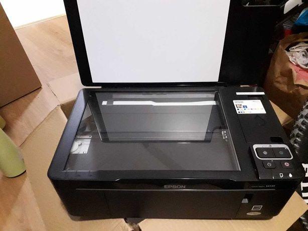Vendo impressora multifunções Epson Stylus SX130