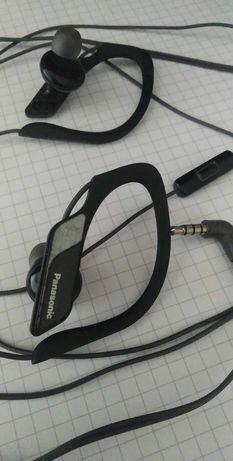 Słuchawki przewodowe Panasonic