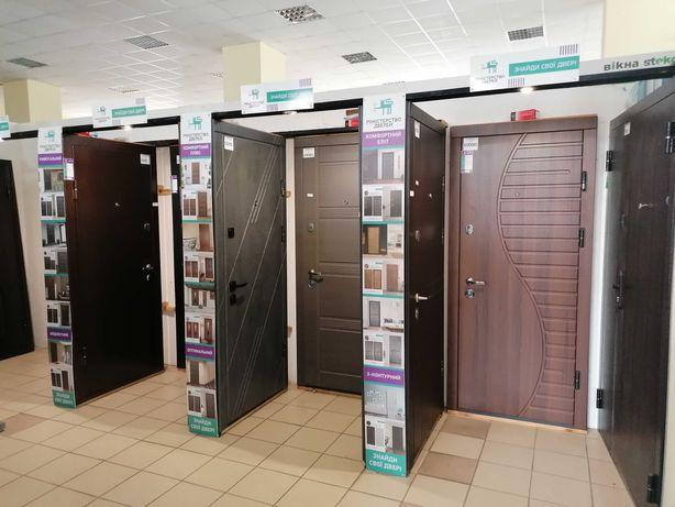Двері вхідні ТМ Міністерство Дверей (Україна)