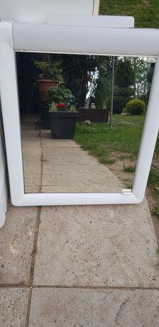 Szafka z lustrem podświetlana