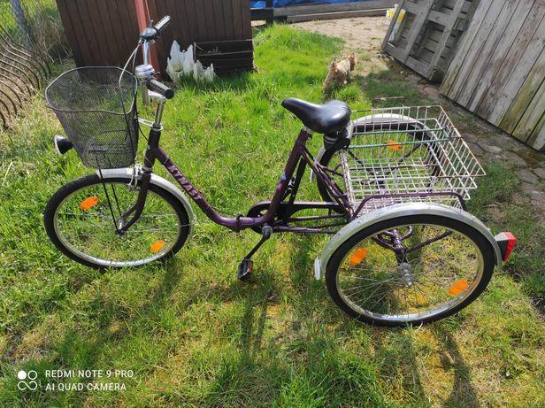Rower 3 kolowy używany