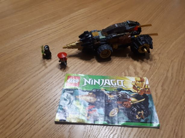 Klocki Lego 70502