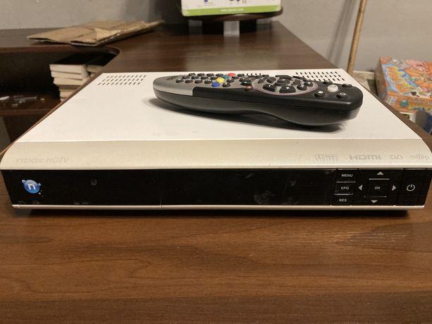 Dekoder nbox HDTV unlock - wymiata