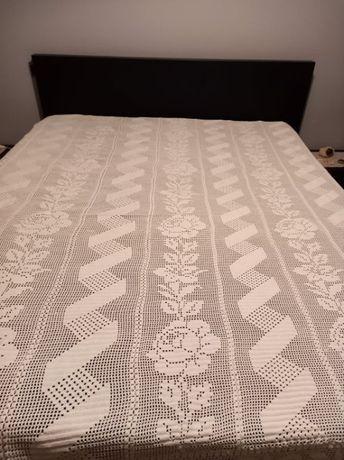 Colcha de renda para cama