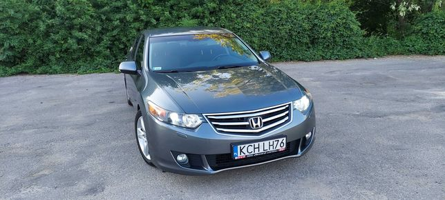 Honda accord VIII 2.0 LPG PRYWATNE