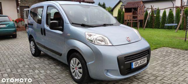 Fiat Fiorino 1.4 8V Benzyna Klimatyzacja OPŁACONY Niski przebieg Serwisowany