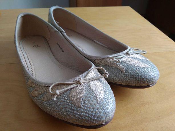 Baleriny baletki TU jak nowe