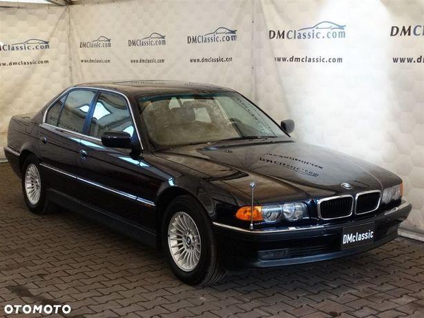 BMW Seria 7 740i E38 lift/ 101900km/ książka serwisowa/ xenon/...