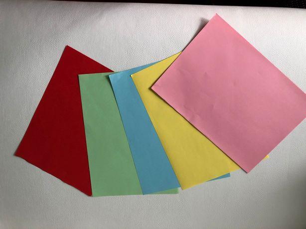 Папір кольоровий офісний Щільність 80грам/1кв.м.