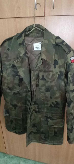Kurtka wojskowa nowa rozmiar 98/175