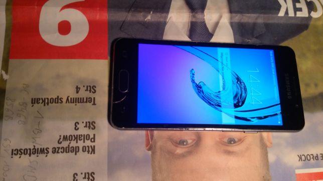 Podzespoły części LCD obudowa Samsung A3 2016 SM-A310f