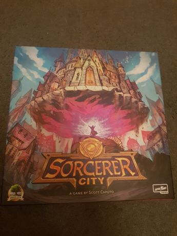 Sorcerer City gra