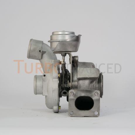 Turbo p/ Alfa Romeo, Fiat Stilo, Lancia Lybra