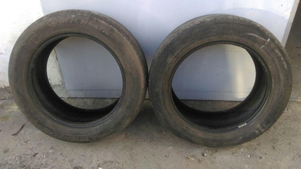 Michelin 225/55 r17 Wieluń - image 1