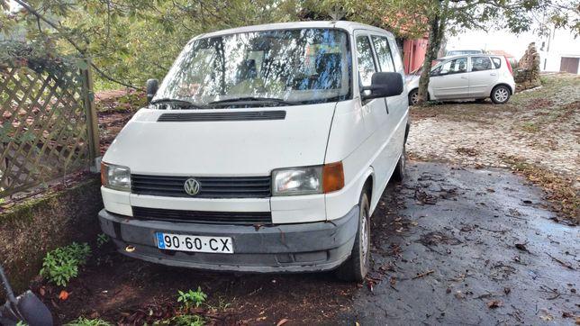 Carrinha VW Transporter