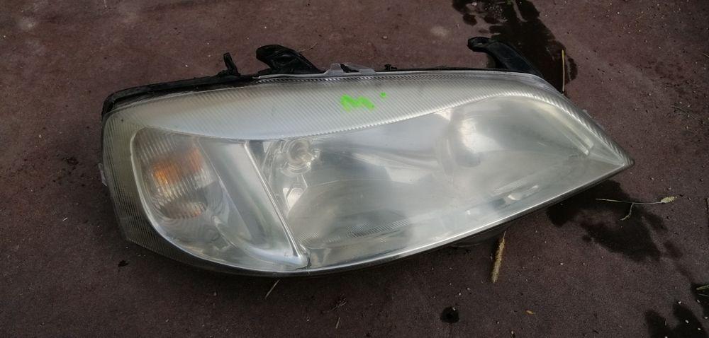 Opel Astra G II lampa prawy przod przednia prawa Europa Swarzędz - image 1