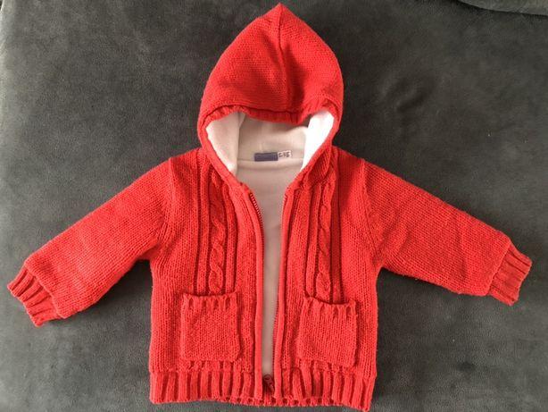 Sweterek rozpinany Lupilu 74/80