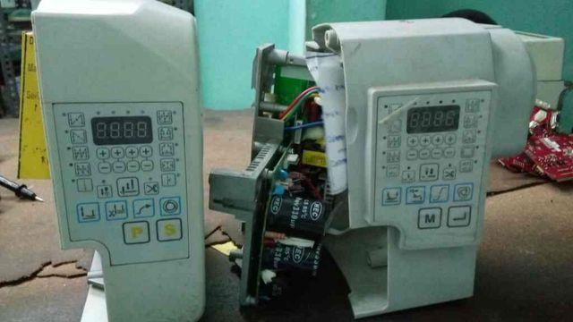 Ремонт промышленного швейного оборудования