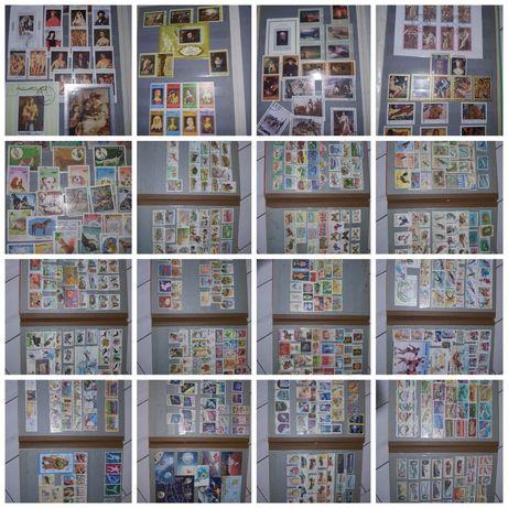 Колекція марок радянських часів різних країн