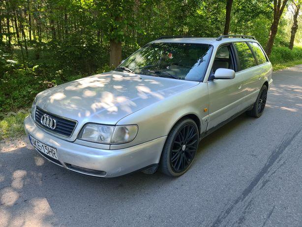 Audi A6 C4 2,5TDI 140km 6biegow//Klimatronic//Alu 18//zamiana...