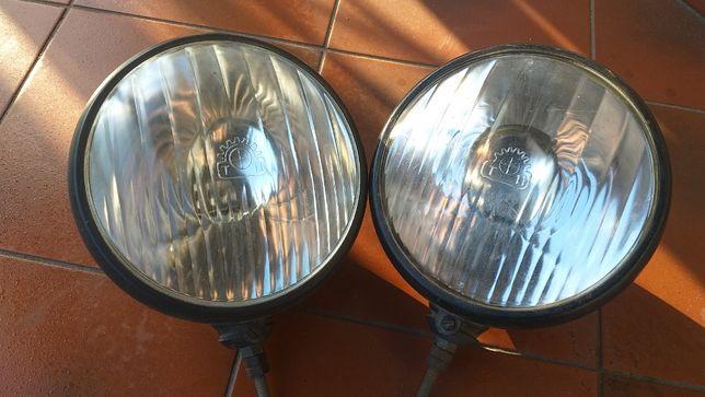 Reflektory Ursus C-45 Lanz lampy Zelmot
