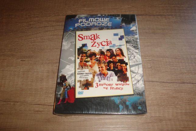 Smak życia film (DVD) NOWA folia