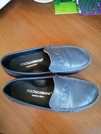 Продам классные кожаные туфли
