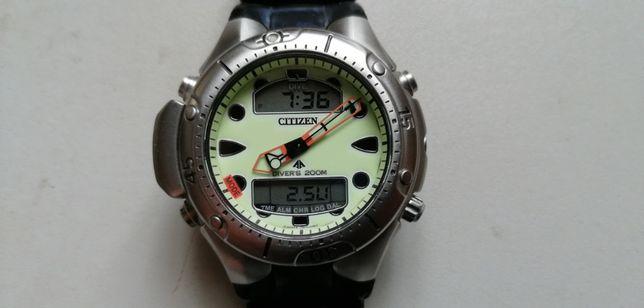 citizen - C500 - diver 200m - zegarek