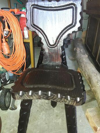 Niewielkie Krzesła