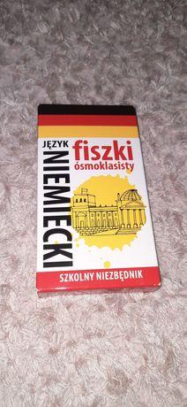 Fiszki dla dzieci język niemiecki