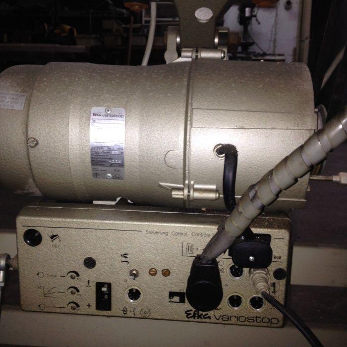 Motor Efka para máquina de recobrir Azurém - imagem 1