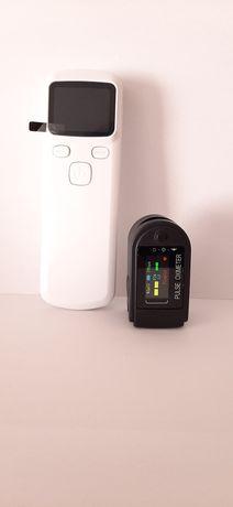 Zestaw Termometr IR plus Pulsoksymetr