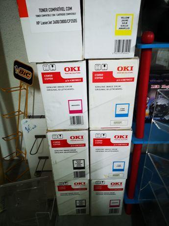 Image Drum OKI C5850 / C5850 várias cores