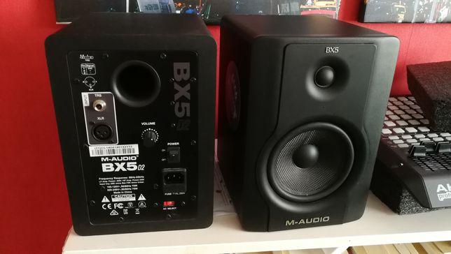 Monitores estudio M AUDIO BX5