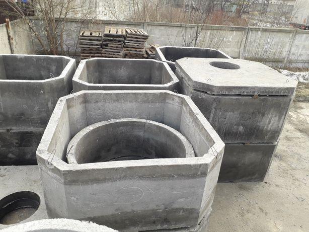 Бетонні кільця, Каналізація, Кільця бетон, Септик
