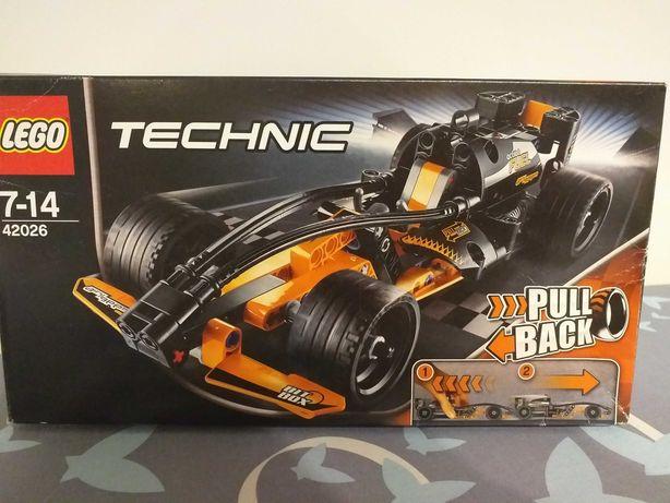 Lego Technic 42026 bolid