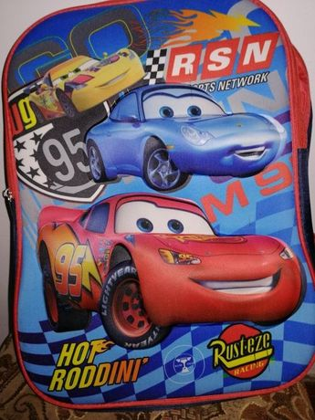 рюкзак тачки маквін 1-4 клас сумка маквін